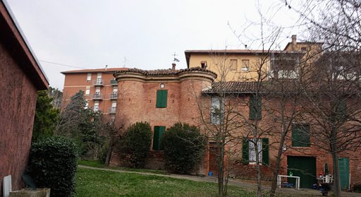 Daziaria or Gabella Tower