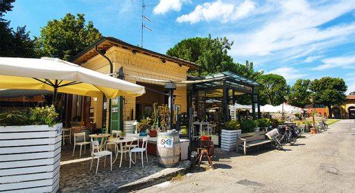 Caffè della Rocca kiosk