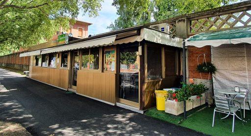 La Capannina kiosk