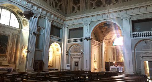 Church of St. Maria in Regola