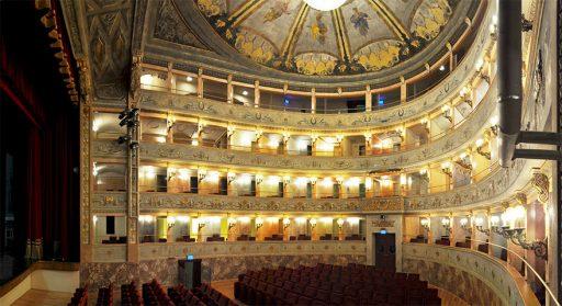 Ebe Stignani municipal Theatre
