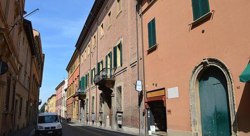 Palazzo Miti Zagnoni poi Raffi