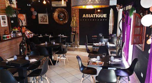 Asiatique Thai Cuisine
