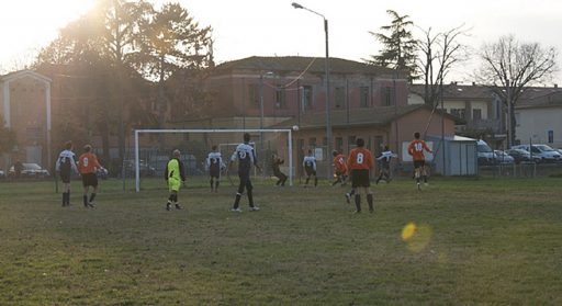 Campo calcio David Cappelletti